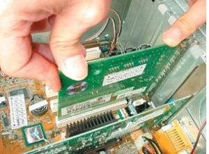 Cara pasang VGA Card