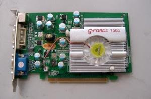 Sell_7300gs_VGA_card_Nvidia_Video_card